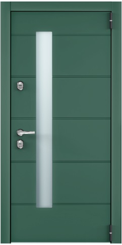 SNEGIR COTTAGE 03 SNG-3 Roheline Izumrud